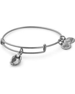 Swarovski Crystal Oyster Adjustable Bracelet