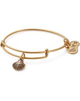 Swarovski Crystal Sea Shell Bracelet