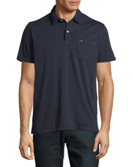 Custom-fit Pocket Polo