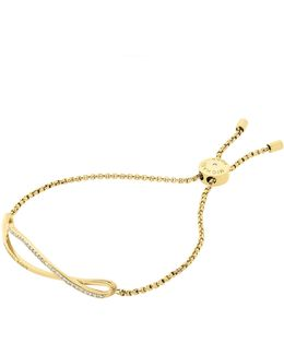 Wonderlust Ladies Bracelet Gold