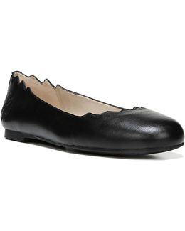 Finnegan Leather Ballet Flats