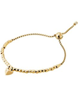 Heart Slider Bracelet