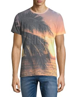 California Photo Graphic Tee