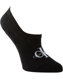 Jeans Logo Liner Socks