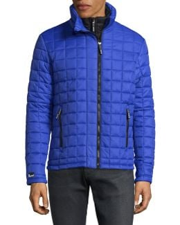 Quilted Fuji Jacket