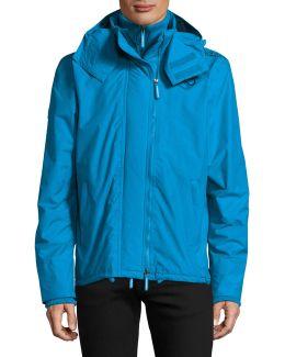 Zip Hood Arctic Windcheater Jacket