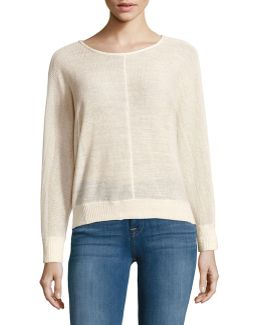 Clady Linen Sweater
