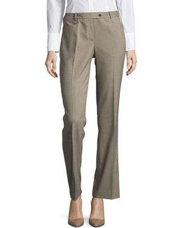 Birdseye Woven Pants
