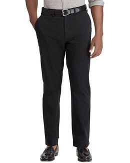 Big And Tall Classic-fit Cotton Chino Pants