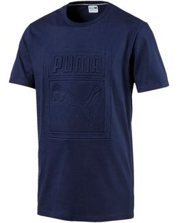 Archive Embossed Logo T-shirt