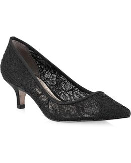 Lois Lace Pumps