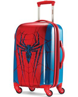 Marvel All Ages Spiderman Spinner Expandable Carry-on