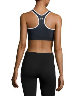 Low Impact Striped Sport Bra