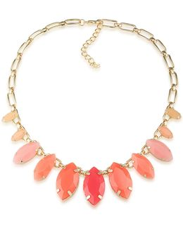 Sun Daze Navette Necklace