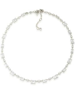 Pave Collar Bridal Necklace