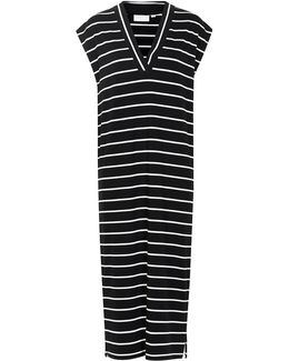 Cybel Striped T-shirt Dress
