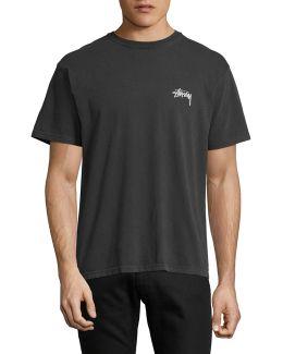 Pigment Dye Dice T-shirt