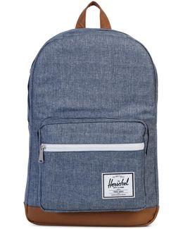 Popquiz Cross-hatch Backpack