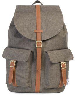 Dawson Cross-hatch Backpack