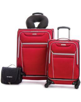 Four-piece Aspire Ss Luggage Set