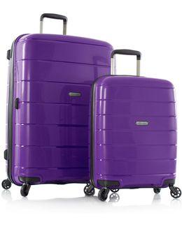 Eos Two-piece Luggage Set