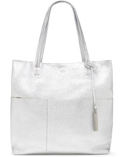 Risa Leather Tote