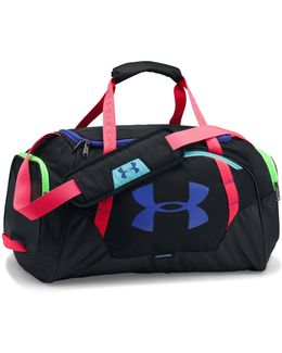 Undeniable Colorful Small Duffle Bag