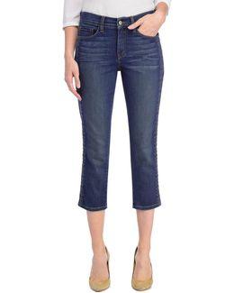 Alina Capri Denim Jeans