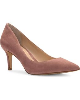 Tanela Suede Pumps