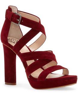 Catyna Platform Sandal