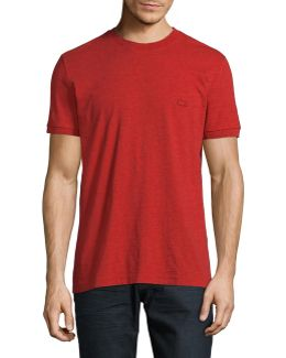 Regular-fit Heathered T-shirt