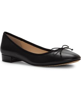 Adema Leather Ballet Flats