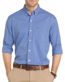 Advantage Gingham Check Shirt