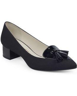 Mina Block Heel Shoes