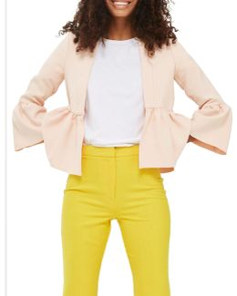 Bella Cropped Jacket