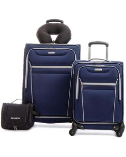 Four-piece Aspire Ss Luggage Set