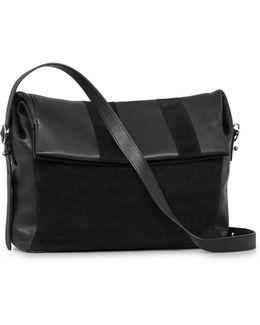 Casey Leather Shoulder Bag