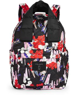 Geo Spot Knot Large Backpack