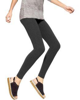 Basic Ankle Length Leggings