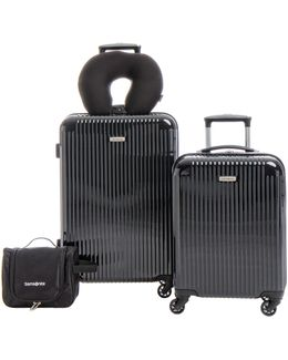 Streamlite Hs Four-piece Luggage Set