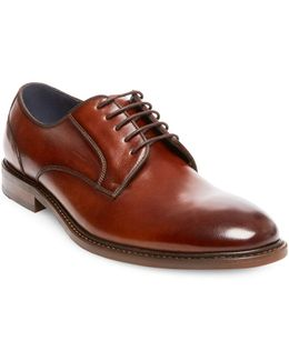 Bozlee Leather Oxfords