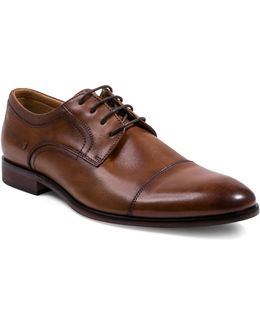 Bozlee Leather Oxfords