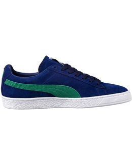 Mens Suede Classic Sneakers
