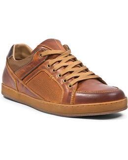 Felderr Lace-up Suede Sneakers
