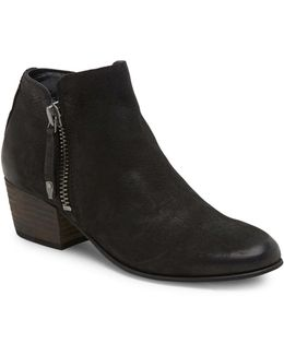 Gertie Leather Ankle Boots