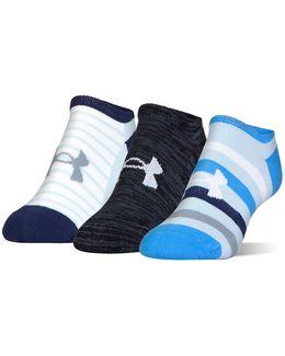 Three-pack Athletic Socks Set