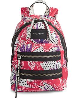 Spotted Lily Biker Backpack