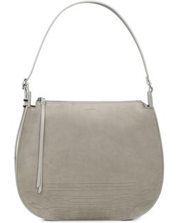 Cooper Leather Hobo Bag