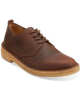 London Suede Desert Boots