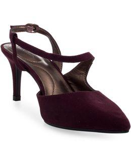 Bando Pointed Toe Heels